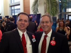 Rick Martin with Congressman Joe Wilson